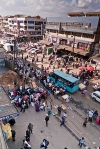 Market in central Eastleigh